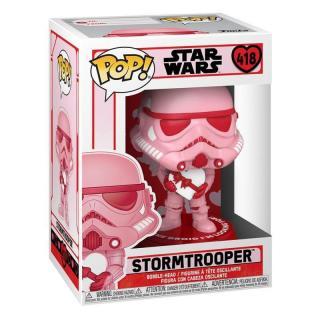 Funko POP Star Wars: Valentines - Stormtrooper w/Heart [HRAČKA]